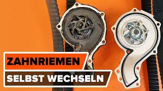 Wie VW GOLF III (1H1) Bremszange auswechseln - Tutorial