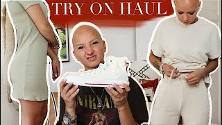 XL Quarantäne TRY ON Asos HAUL    Fashion Pack Opening German