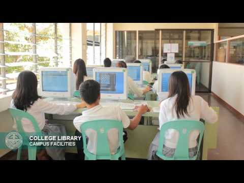 DWCC Physical and Academic Features (Divine Word College of Calapan)