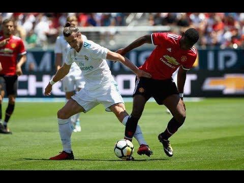Манчестер Юнайтед-Реал Мадрид (Полный Матч)