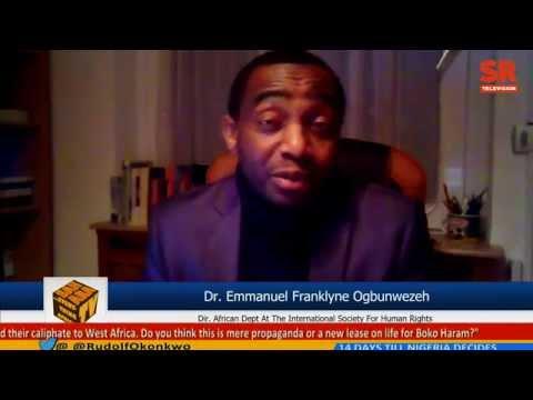 #NigeriaDecides: Franklyne Emmanuel Ogbunwezeh On Nigeria Elections