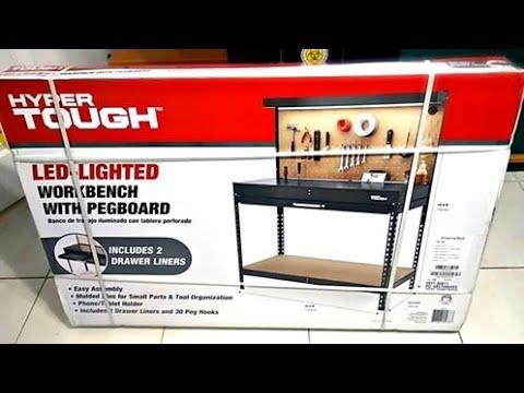 Hyper Tough Work Bench!!!