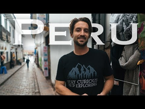 How to Bargain in Latin America | Cusco Travel Shopping Chal