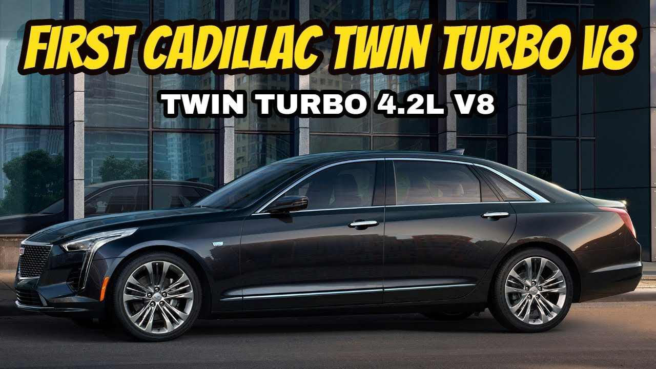 2019 Cadillac Ct6 V Sport Most Powerful Cadillac Ever Twin Turbo