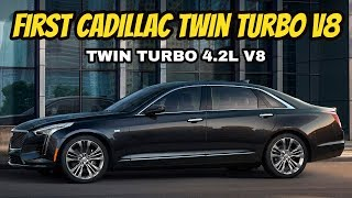 2019 Cadillac CT6 V-Sport - Most Powerful Cadillac Ever? Twin Turbo V8