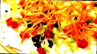 How To Make Easy Party Pin Wheels @ Appetizer Recipes   Party Food Recipes   How To Cook Party Food