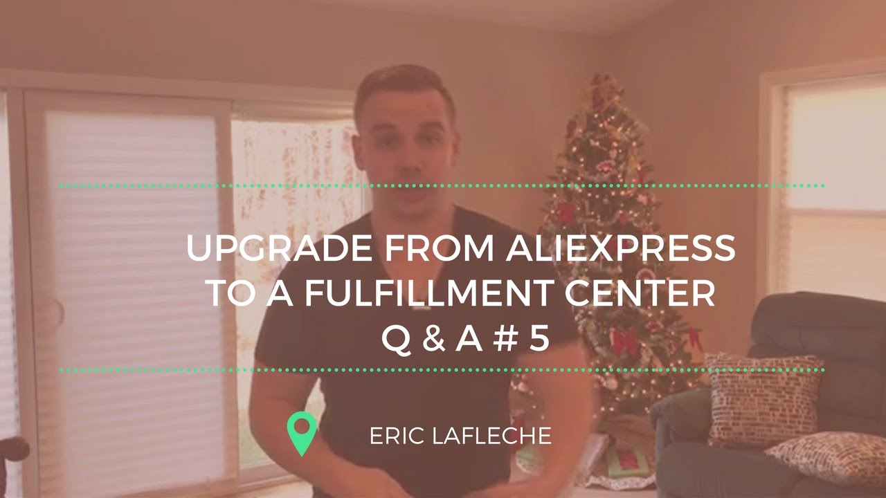 How to Upgrade from Dropshipping with Aliexpress to your own Fulfillment  Center| Q&A #5