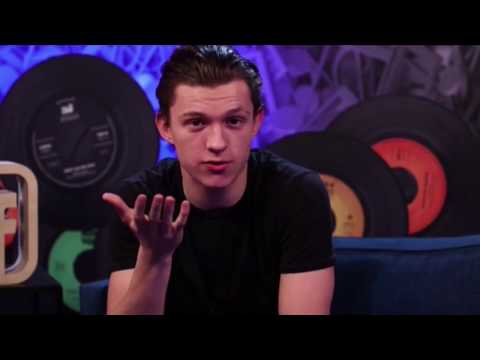 Tom Holland Spiderman Homecoming Facebook Live Interview