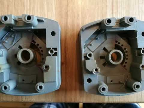 Myson MPE222 Repair