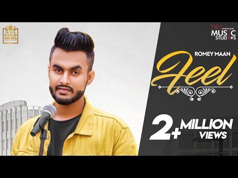 Feel (Official Song) - Romey Maan Ft. Srishti Rana   Tru Music Studios   Latest Punjabi Songs 2018