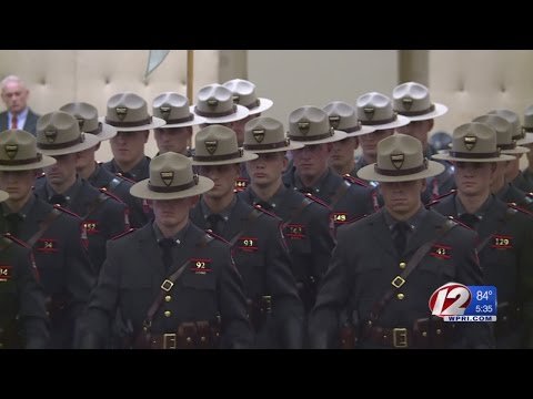 RI State Police to welcome 26 new troopers
