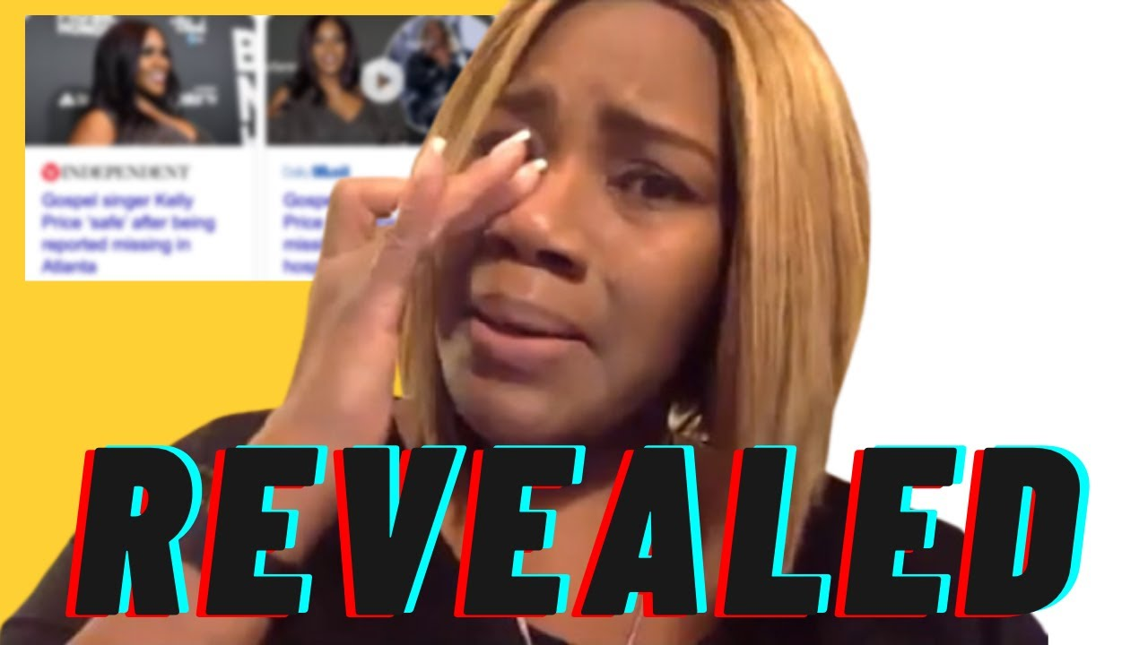 Download Kelly Price REVEALS what happened to her