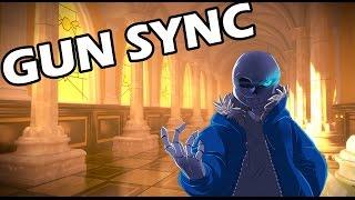 COD AW Gun sync : Megalovania [Remake]
