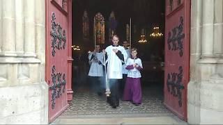 Procession du dimanche des Rameaux - HOSANNA FILIO DAVID