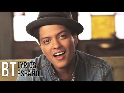 Bruno Mars  Just The Way You Are Lyrics + Español