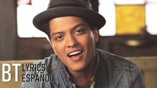 Bruno Mars Just The Way You Are Español Audio Official
