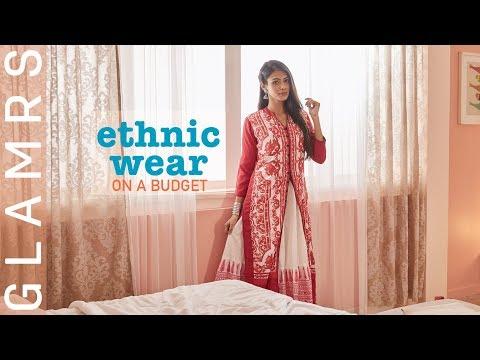 Indian Ethnic Wear HACKS To Look Fabulous Everyday | Flipkart Fashion!