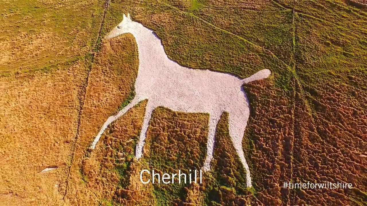 Thumbnail: Wiltshire's White Horses - iconic views of the landscape