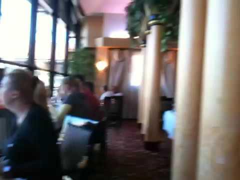 ミラノルーベンスホテルの朝食