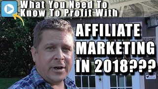 Affiliate Marketing 2018... What The Affiliate Millionaire Club Knows That You Don