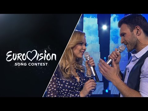 Monika Linkytė and Vaidas Baumila - This Time (Lithuania) 2015 Eurovision Song Contest