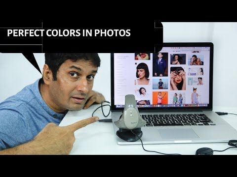 how to calibrate monitor colors for photography ? thumbnail