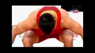 Мужчины 56 кг Рывок ЧМ-2013