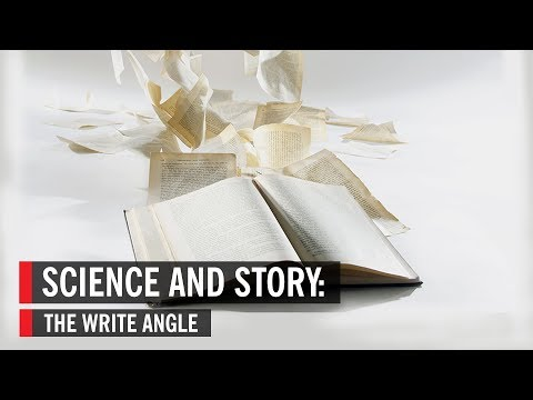 Science and Story: The Write Angle