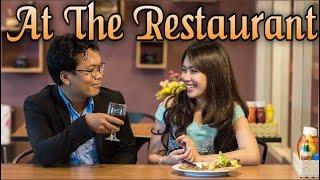 5 Dakikada İngilizce Restorant Diyalogları