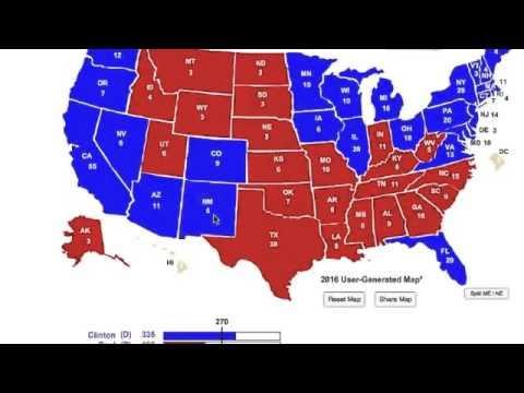 Presidential Election 2016 Predictions