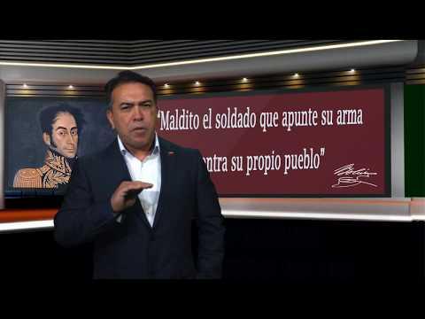 El General Rivero le responde a Diosdado - Puesto de Mando 10-08-2017 Seg. 03