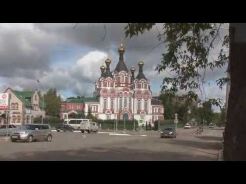 Видеоролик о городе Кимры
