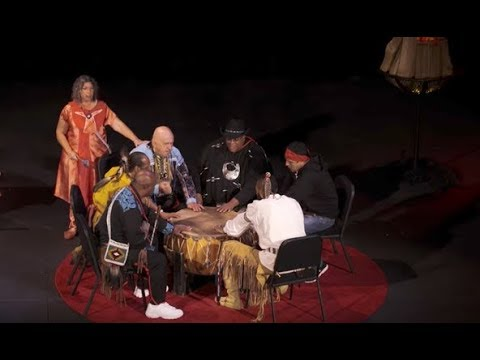 Performance by The Eastern Medicine Singers | The Eastern Medicine Singers | TEDxProvidence
