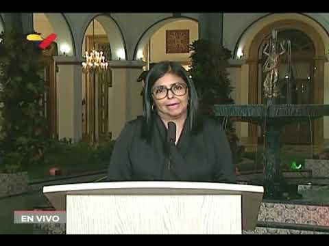 Reporte Coronavirus Venezuela, 17/03/2020: Delcy Rodríguez anuncia 3 nuevos casos