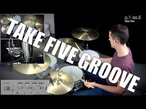 Take Five - Daily Drum Lesson
