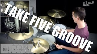 Take Five Daily Drum Lesson.mp3