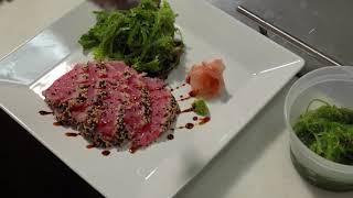 The Fish Guyz - Tuna Tataki Recipe