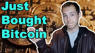 Bitcoin Nears $17K: Why I FINALLY invested in Cryptocurrency (What happened?!)
