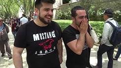 Sultanahmette Öğrencileri Ve Turistleri Trolledik :) Erhan, Emre ve Ben :)