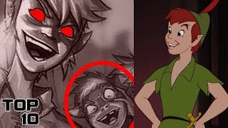 Top 10 Scary Disney Conspiracy Theories That Will Shock You - Part 2