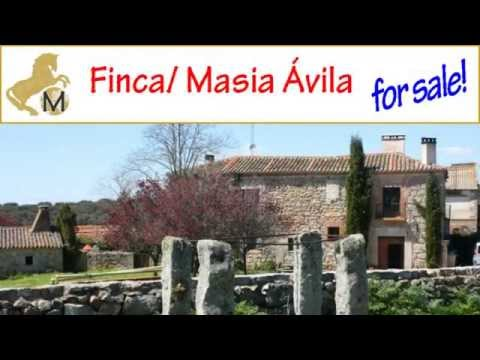 for sale: Finca, Reitimmobilie, Country property, Avila, Spain, zu verkaufen!