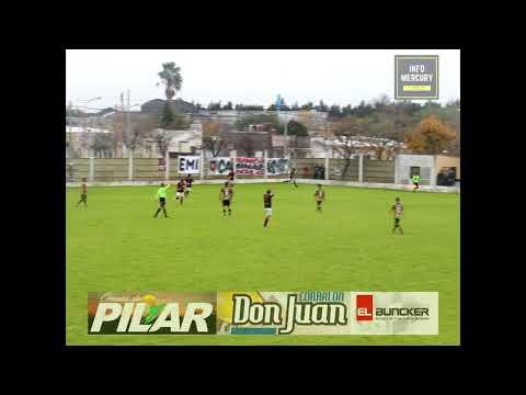 Atl Pilar 2-2 San Martín Progreso - 9na fecha Liga Esperancina