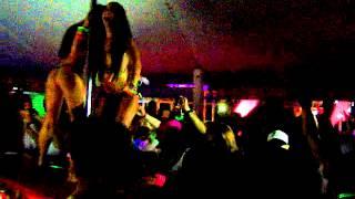 PuRe SX aka Martin Flex @ UFO Stage, KaZantip Festival - Part 2