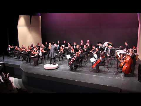 Anchorage Civic Orchestra - Winter 2018 Concert