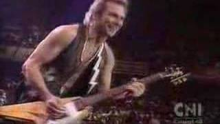 Scorpions - Big city nights... Mexico 94