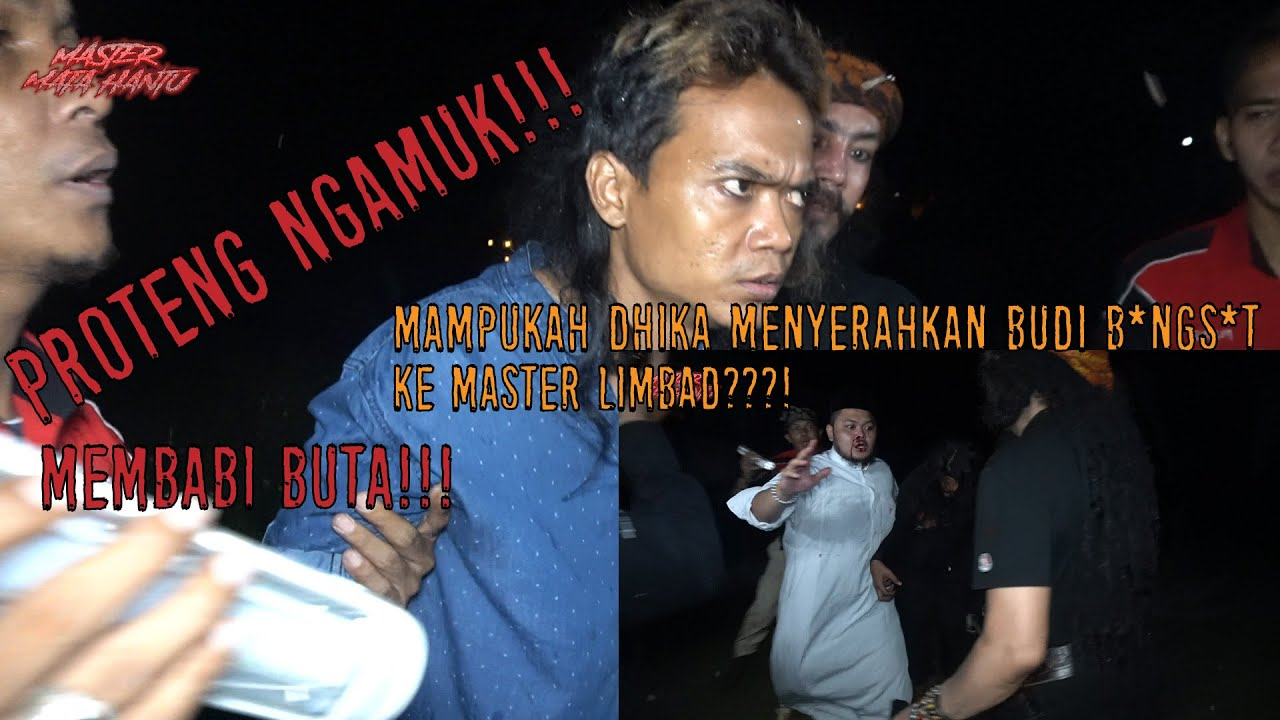 GILA!!! PROTENG NGAMUK MEMBABI BUTA & BRUTAL SAMPAI SALAH SASARAN, TERNYATA...???!!!
