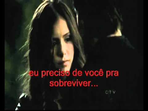 Damon e Elena -  Forgive me (Tradução)