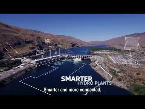 Hydroelectric power solutions and services: GE reinvents hydropower