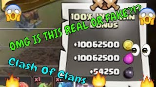 CLASH OF CLANS/ 25,000,000 LOOT IN 1 WAR?!?