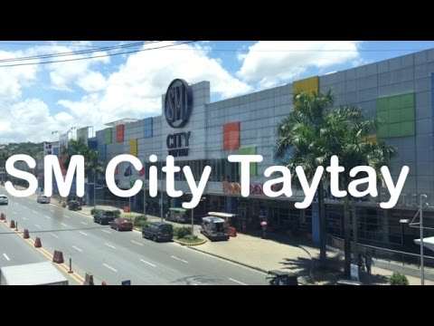 SM City Taytay Overview Walking Tour Rizal by HourPhilippines.com